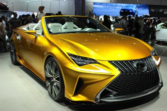 Lexus LF-C2 Concept @LA Autoshow by PV