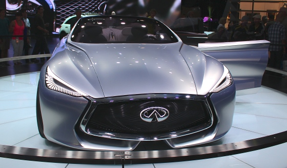 Infiniti Q80 Inspiration Concept by PV