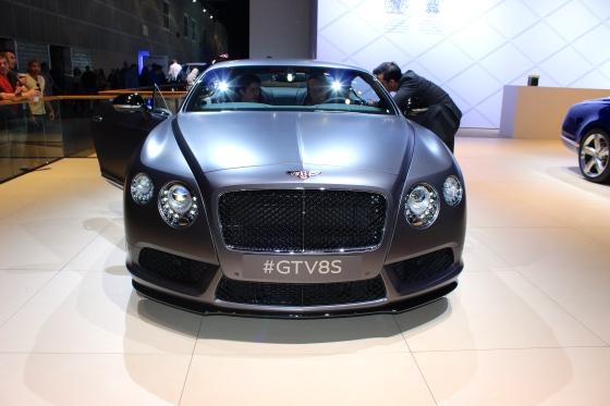 Bentley GTV8S  by PV