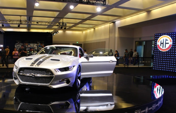 Mustang by Fisker (PV)