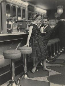 The real dating and how ridiculously classy it used to be <3